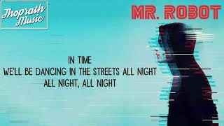 Mr. Robot S3E7 Song | In Time By Robbie Robb & Marcus Wright (Lyrics)