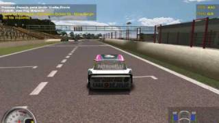 simulador turismo carretera gameplay pc