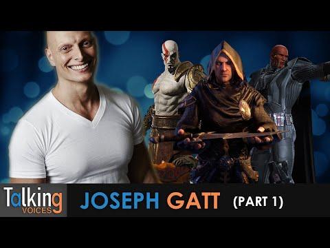 Joseph Gatt  Talking Voices Part 1