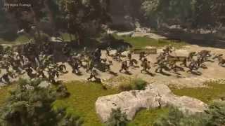 The Dwarves — трейлер для Kickstarter
