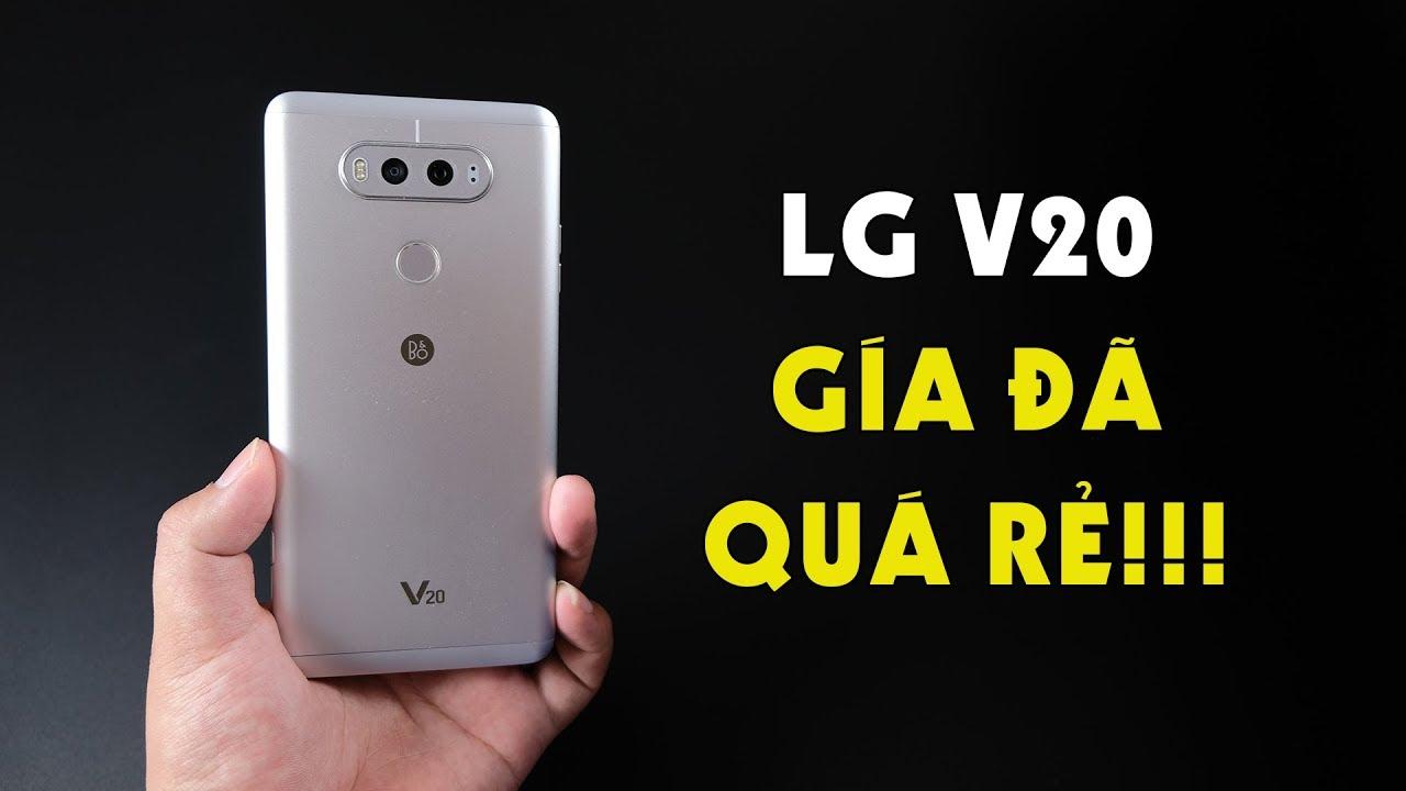 LG V20 giá đã quá rẻ thời điểm này !!!
