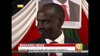 We were caught unaware, Sossion on KCPE results release