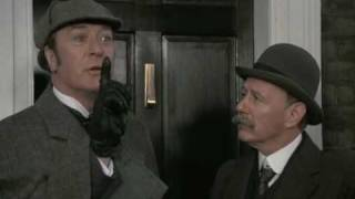 Without a Clue (a comedy about Sherlock Holmes)
