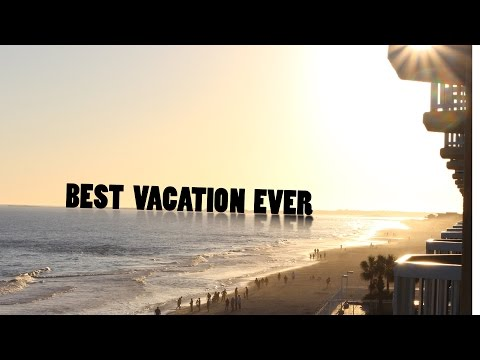 VACATION - Folly Beach, SC