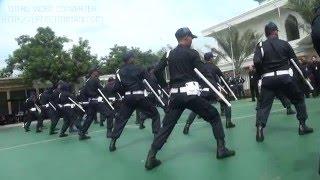 Drill Senam Borgol dan Tongkat PT Esa Garda Pratama