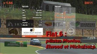 Simuracing Team - Flat6 Série Sprint - Hidden Valley - Rfactor 2