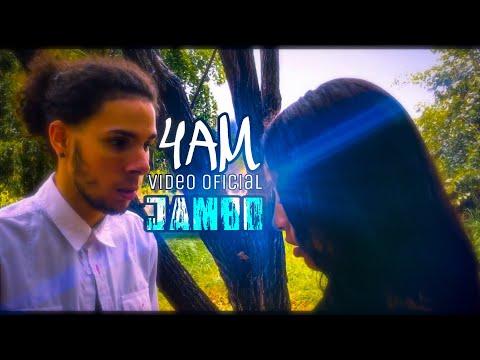 JAMBO - 4 AM (Video Oficial) [Hablándote Claro EP]