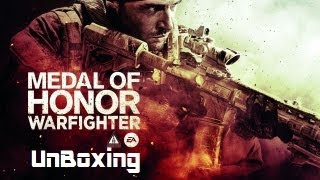 Medal of Honor Warfighter Limited Edition Unboxing