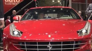 2012 Ferrari FF Geneva Auto Show Debut