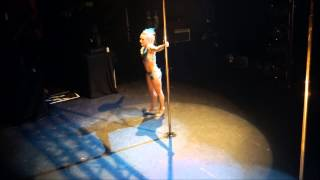 French Pole Dance Competition 2013 : Participant Bénédicte Rinaldi