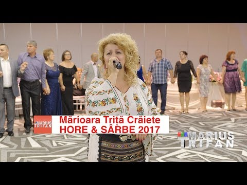 Marioara Trita Craiete - Colaj HORE si SARBE LIVE 2017 - nunta Mihaela si Dodo