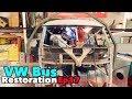 VW Bus Restoration Episode 17 | MicBergsma