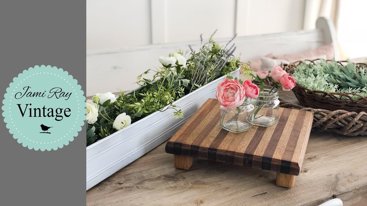 How I Shop For Farmhouse Decor At Thrift Stores - YouTube