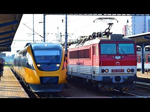 Vlaky Bratislava-Nové Mesto, 2.7.2015