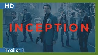 Inception (2010) Trailer 1