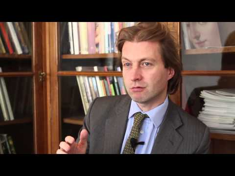 Career in Art and Design...Taco Dibbits, Director of Collections at Rijksmuseum