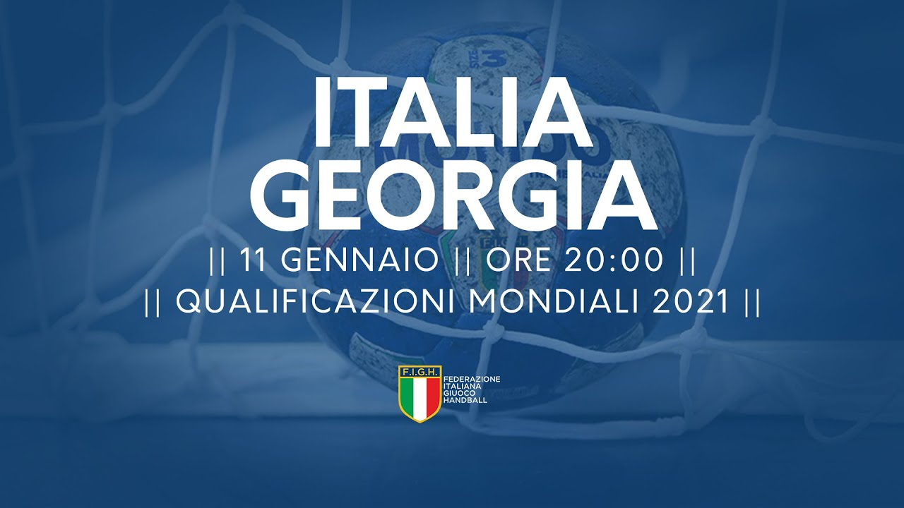 Qualificazioni Mondiali 2021: Italia - Georgia 25-28