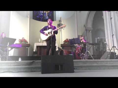 Mathias Michael at Our Lady of Hope - How Great Thou Art