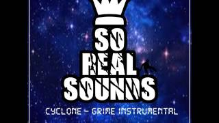 So Real Sounds - Cyclone [Grime Instrumental 2017]