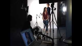 Making-Of sesión de fotos web Ardentia.es por Xoan Piñón