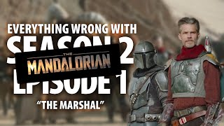 """Everything Wrong With The Mandalorian """"The Marshal"""""""