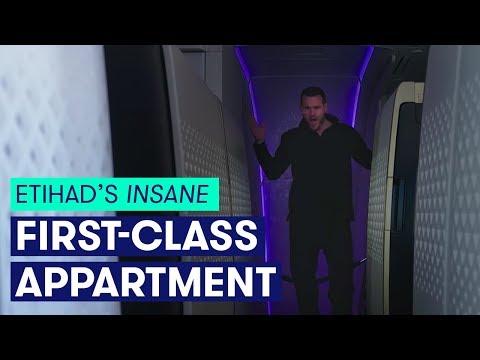 Flight Review: Etihad's Insane First-Class Apartment