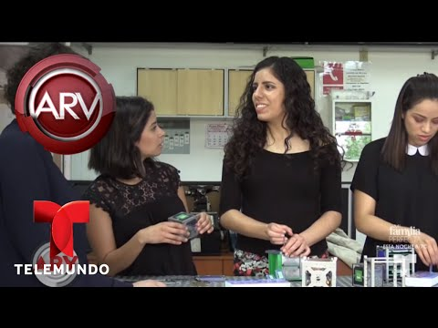 Construyen primer satélite en Guatemala | Al Rojo Vivo | Telemundo