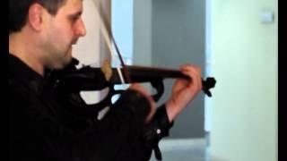 Артём Реутов - скрипач и человек! :-)))