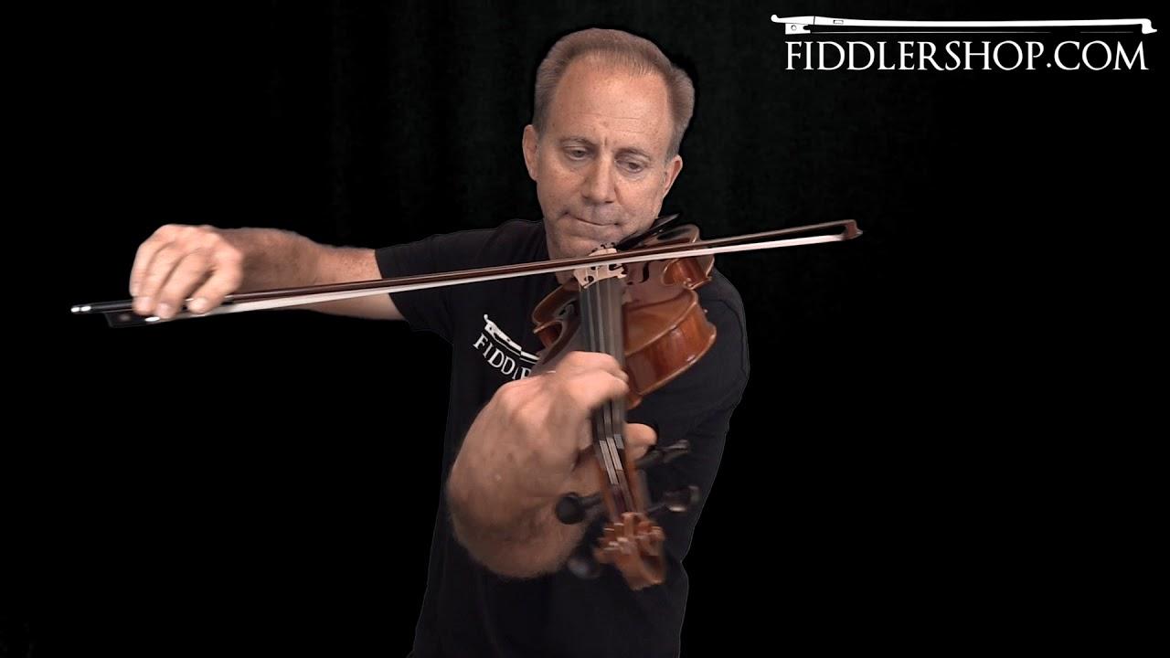 Fiddlerman Concert Violin for Amanda