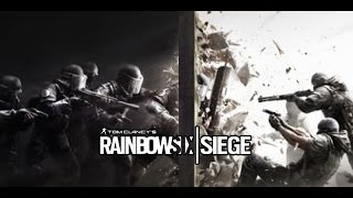 Rainbow Six Seige Gameplay Nvidia GT-740m