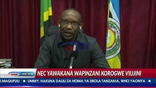 NEC yakanusha na kutoa ufafanuzi kilichotokea Korogwe vijijini