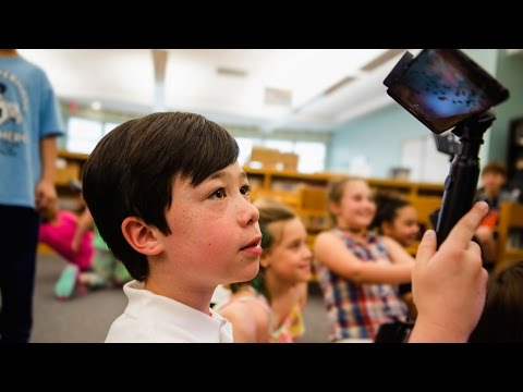 Thumbnail: Expeditions AR - Bringing the world into the classroom