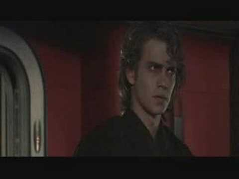 Anakin Skywalker (The Way I Was) YouTube