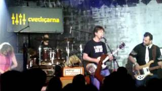 Zmelkoow - Poredni gosti@ Rock izziv, Cvetličarna, 31.3.2010