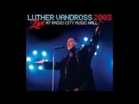 If Only For One Night/Creepin - Luther Vandross