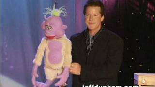 Jeff Dunham - Arguing with Myself - Peanut  | JEFF DUNHAM