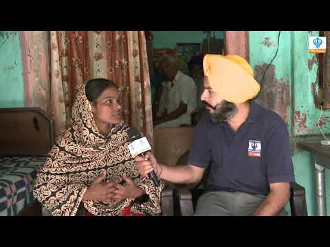 141017 Sikh Channel Special Reports: Akwinder Kaur Rescued From Saudia Arabia