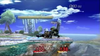 第23回スマバトX敗者側準決勝 SLS(Falco) vs Shogun(Snake)