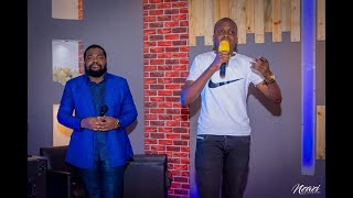 Exaucé en feat avec le frère  Emmanuel Musongo dans live medley bolamu na koki te ko bomba bolamu