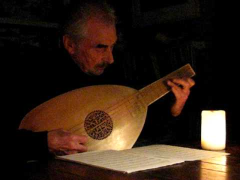 Modern music for the Lute, composed and performed by lutenist Brian Wright