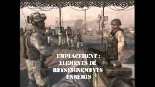 Emplacement :Éléments de renseignements ennemis Call of Duty Moderne Warfare 2 ACTE I