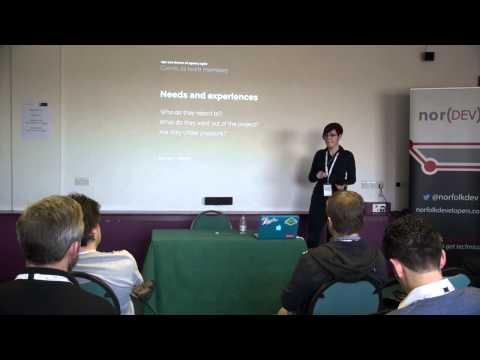 The ups and downs of agile as a small agency by Lily Dart