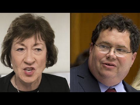 Susan Collins caught on hot mic calling Blake Farenthold 'unattractive' and 'fat'