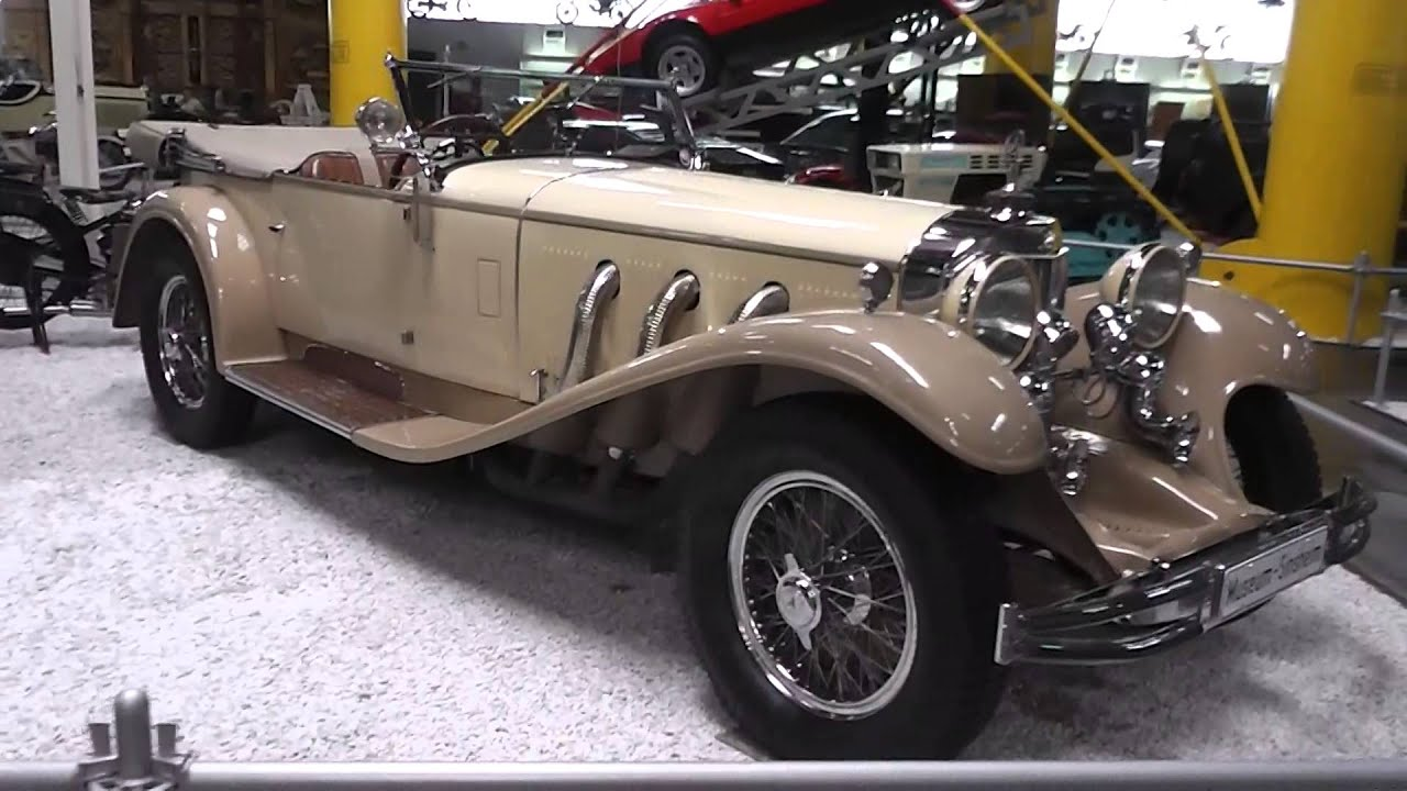 Mercedes benz 710 ss german car from 1930 youtube for Mercedes benz ss