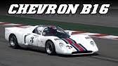 1970 Chevron B16 Youtube