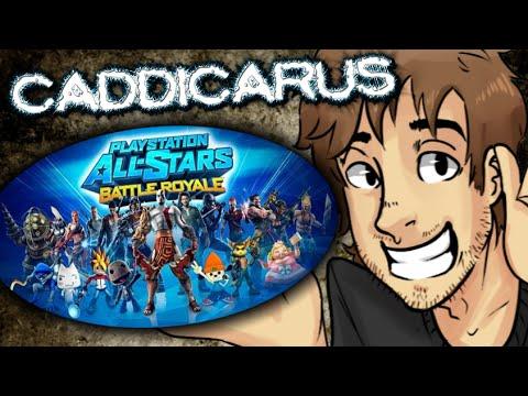 My Dream PS All-Stars Roster! - Caddicarus