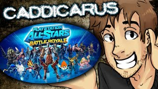 My Dream PS All-Stars Roster! - Caddicarus