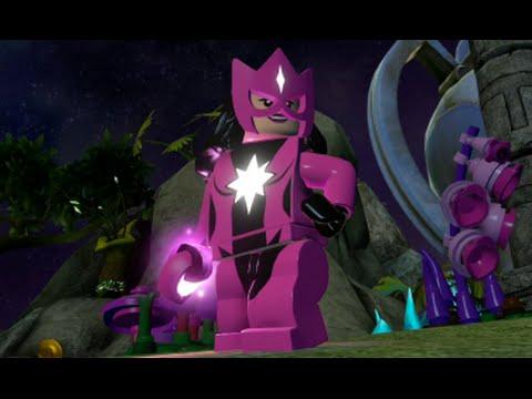LEGO Batman 3: Beyond Gotham - Odym Free Roam Gameplay (Lantern ...