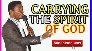 Carrying the spirit oḟ God by Evangelist Akwasi Awuah (Powerful)