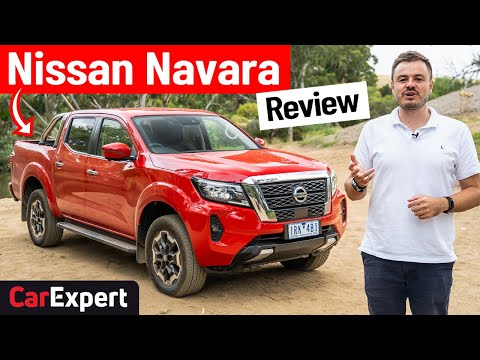2021 Nissan Navara/Frontier on/off-road review